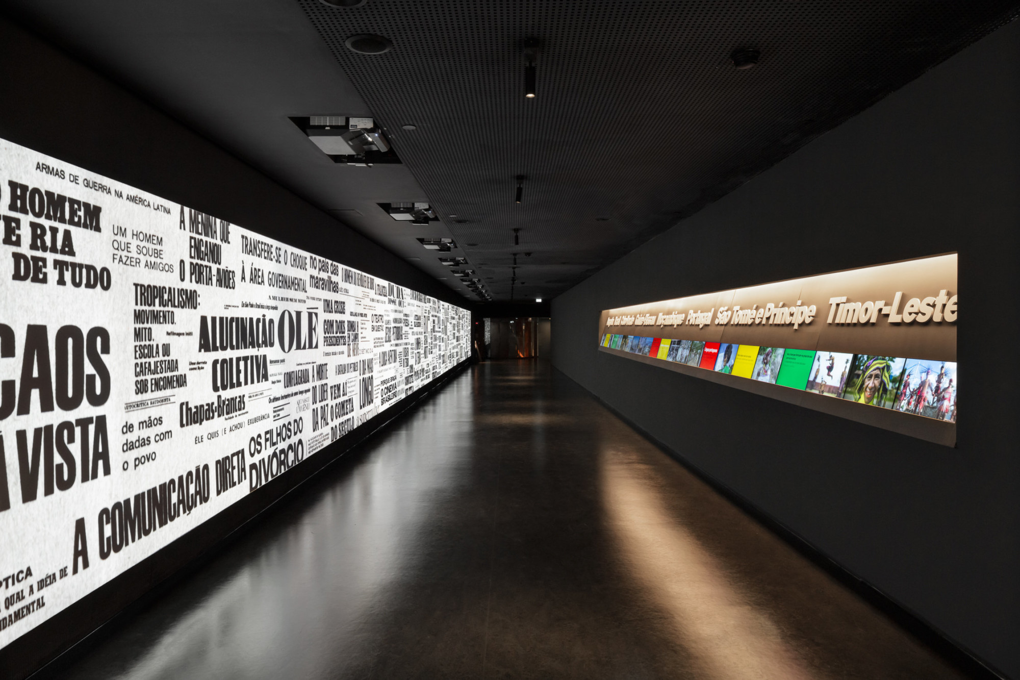 Conheça o novo Museu da Língua Portuguesa - Viagem em Pauta